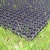 The Shopfitting Shop Heavy Duty Rubber Grass Mat 1.5m x 1m x 23mm Thick Childrens Playground Garden Safety Floor Matting
