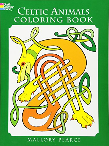 Celtic Animals Coloring Book (Dover Coloring Books)
