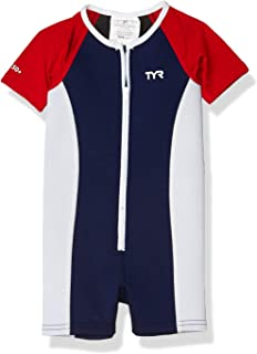TYR boys Boy's Solid Thermal Suit
