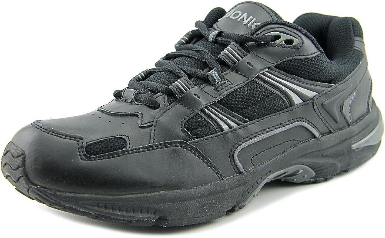 Vionic Men's Orthaheel Technology Black Walker - 12 2E US