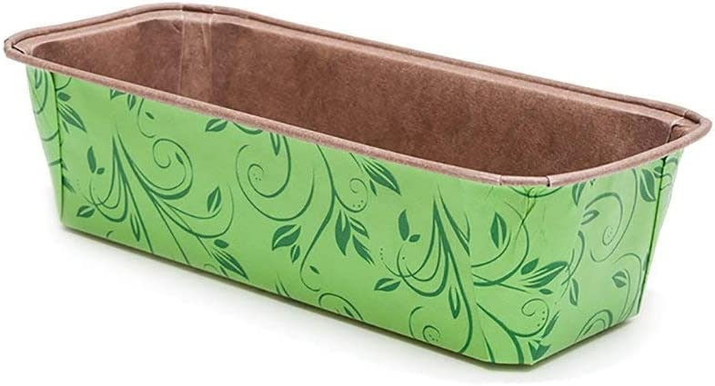 Premium Paper Baking Loaf Pan Perfect for Chocolate Now on sale Cake Banan 40% OFF Cheap Sale
