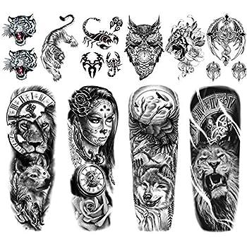 Best half sleeve cross tattoo Reviews