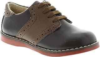 FootMates Boy's Connor 2 (Toddler/Little Kid) Brown/Taffy Oxford 6.5 Toddler M/W