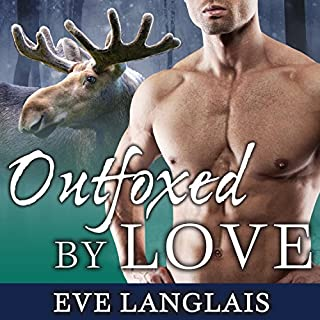 Outfoxed by Love audiobook cover art