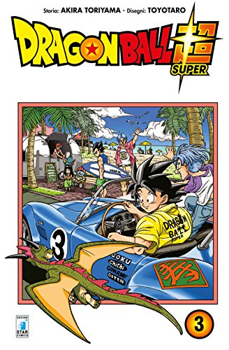 Dragon Ball Super: 3 [Manga]