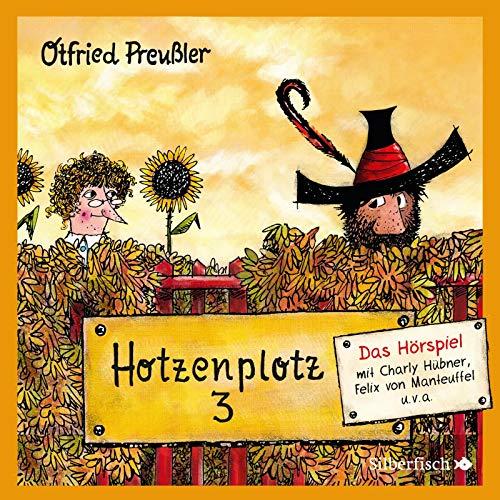Der Räuber Hotzenplotz 3: Hotzenplotz 3 - Das Hörspiel: 2 CDs (3)