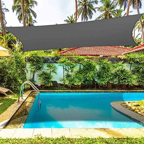 LXUXZ Tela de Sombra Cerca de Pantalla de Privacidad Cercado Resistente Malla de Malla Cubierta de Red para Pared Jardín Patio Patio Trasero