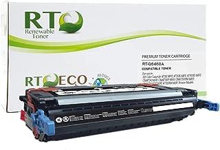 Renewable Toner Compatible Toner Cartridge Replacement for HP 644A Q6460A for Color Laserjet 4730 (Black)
