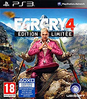 Far cry 4 - édition limitée (B00KFD3BK8) | Amazon price tracker / tracking, Amazon price history charts, Amazon price watches, Amazon price drop alerts