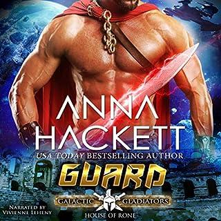 Guard: A Scifi Alien Romance cover art