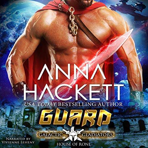 Guard: A Scifi Alien Romance cover art