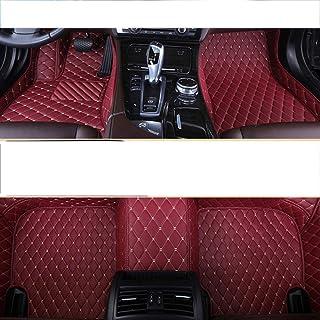 2004-2011 Ciberfix Kit de Tapis de Sol en Velours Compatible avec Mercedes SLK R171