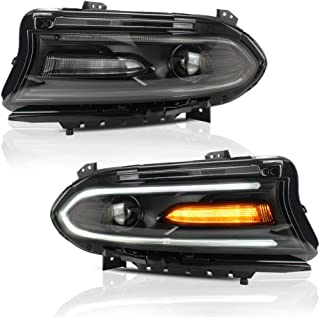 Best dodge charger headlights 2018 Reviews