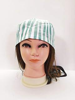 Tina Codazzo cuffia chirurgica in 100% cotone lavabile fantasia animalier