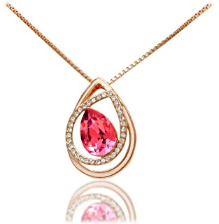 Best coach necklace rose gold Reviews