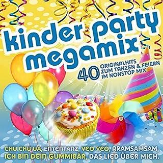 Kinder Party Megamix - Die CD für den Geburtstag, Fasching
