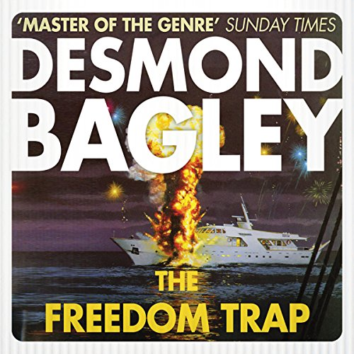 The Freedom Trap audiobook cover art