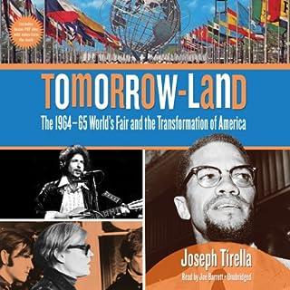 Tomorrow-Land audiobook cover art