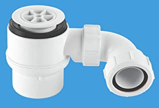 McAlpine 50mm Shower Trap with Universal Outlet STW5-M