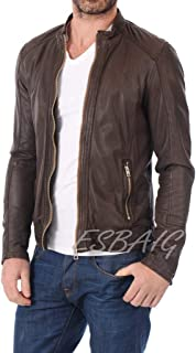 Best brown motorcycle leather Reviews
