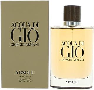 29ba0dab958 Perfume Acqua di Giò Absolu Masculino Eau de Parfum 125ml