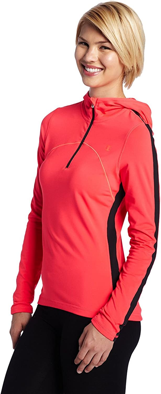 famous Champion Womens Super sale period limited Therma Zip Quarter