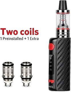 cigarrillo electrónico B1 80W E Cigarrillo Vape Mod con batería recargable 1500 mAh Repuestos de la