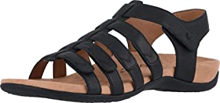 Vionic Women's Rest Harissa Backstrap Fisherman Walking Sandals - Adjustable Gladiator Sandal with Concealed Orthotic Arch...