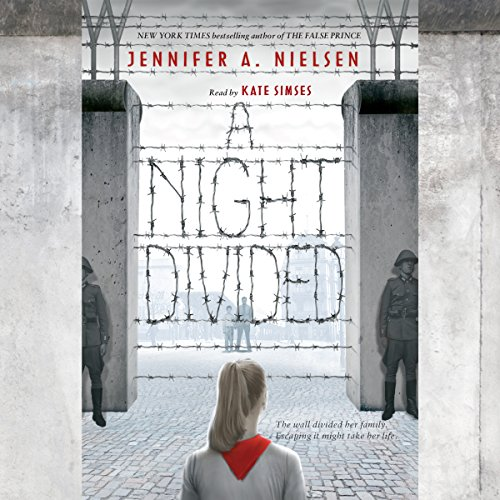 A Night Divided copertina