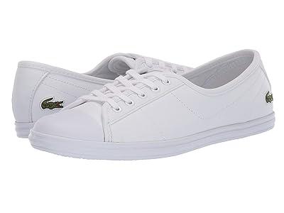 Lacoste Ziane BL 1 CFA (White) Women