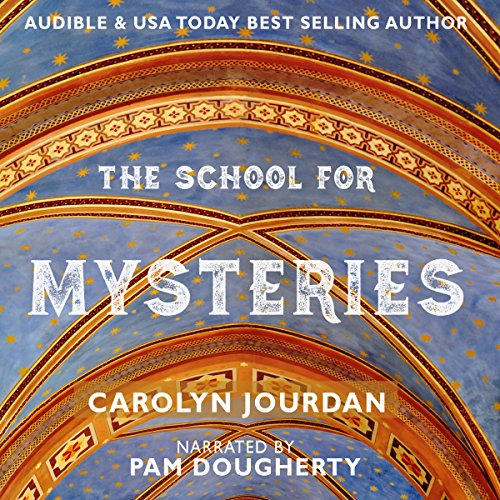 The School for Mysteries audiobook cover art