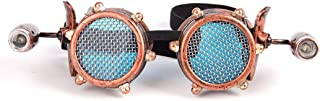 Festivals Glasses Vintage Party Sunglasses Steampunk Goggles with barbed wire