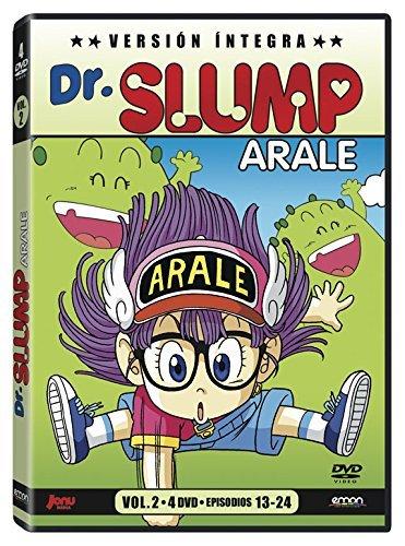 Dr. Slump - Episodios 13-24 [DVD]