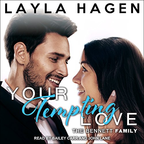 Your Tempting Love audiobook cover art