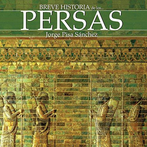 Breve historia de los persas audiobook cover art