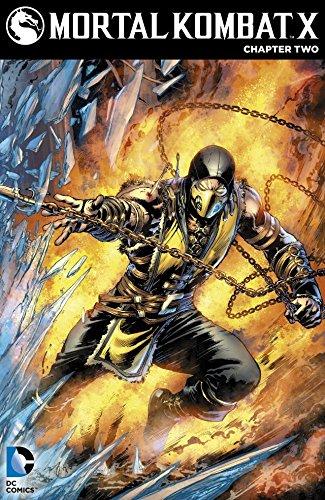 Mortal Kombat X (2015) #2 (Mortal Kombat X (2015-))