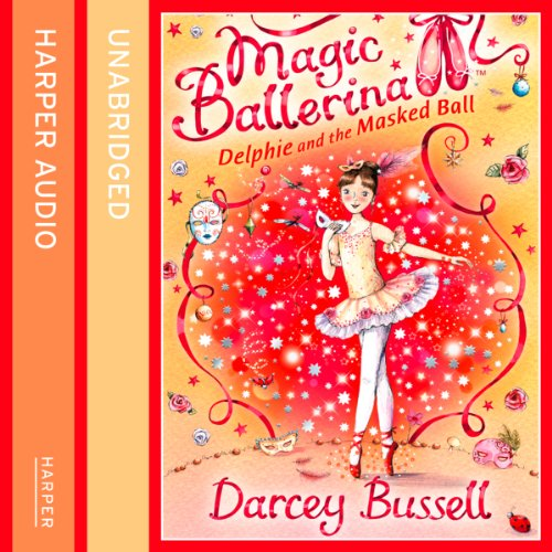 Delphie and the Masked Ball audiobook cover art