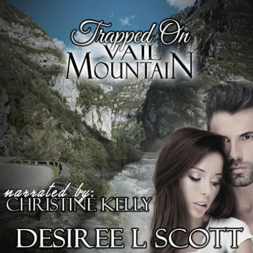 Trapped on Vail Mountain audiobook cover art
