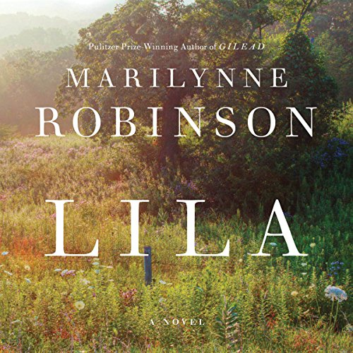 Lila: A Novel audiobook cover art