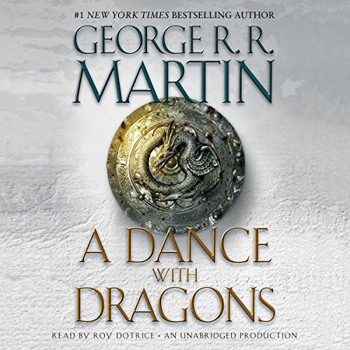 Couverture de A Dance with Dragons