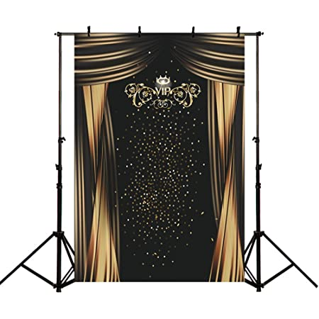 6x6FT Vinyl Photo Backdrops,Geometric,Colorful Arabesque Background for Graduation Prom Dance Decor Photo Booth Studio Prop Banner
