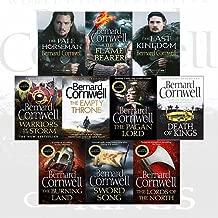 bernard cornwell saxon series