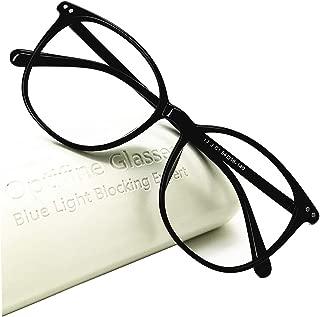 Reading Glasses Anti Blue Light Blocking Reader Women Men for Mid Big Face