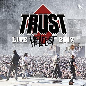 Hellfest 2017 : Au nom de la rage tour (Live)