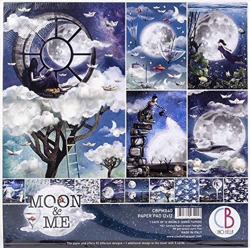 Ciao Bella CBPM040 Moon and Me Papier
