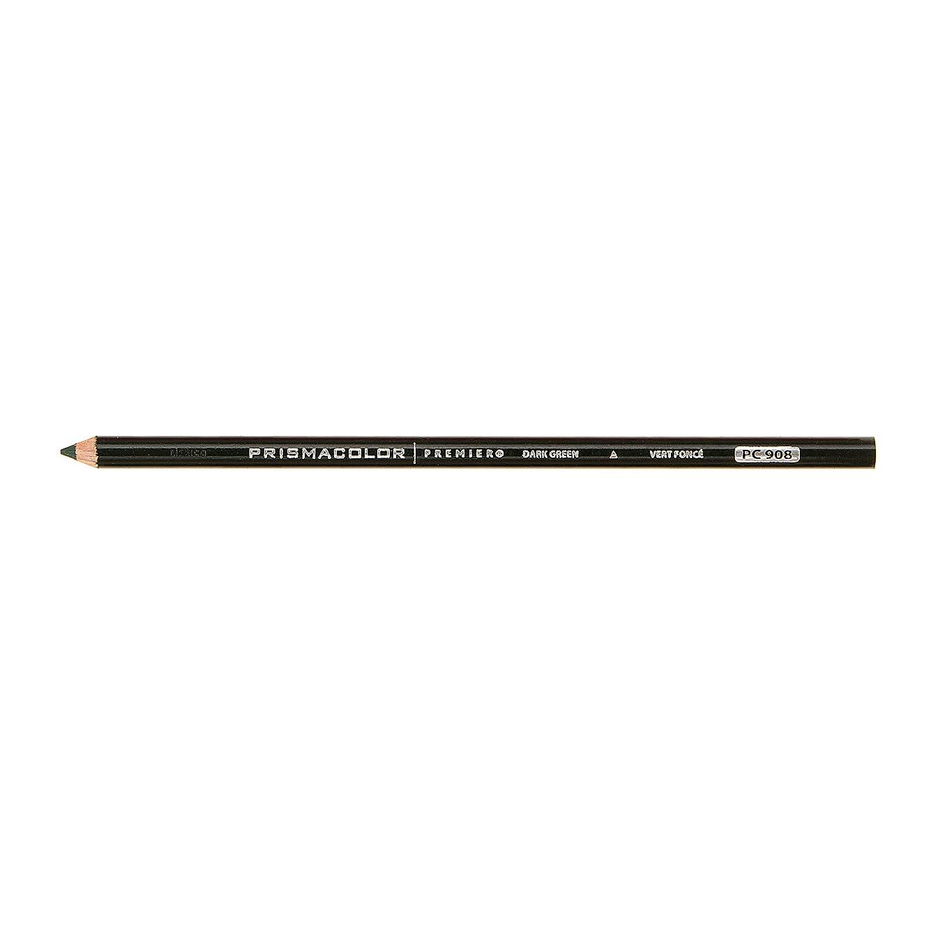 Prismacolor Premier Soft Core Colored Pencil, Dark Green