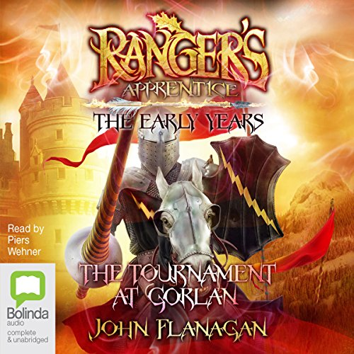 Couverture de The Tournament at Gorlan: Ranger's Apprentice - The Early Years, Book 1