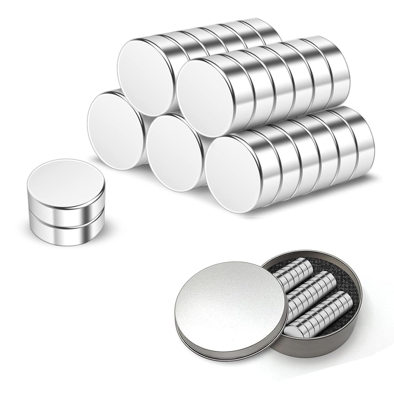 Homcosy Strong Neodymium Magnets 30 Powerful Permanent Max 69% OFF Pack San Francisco Mall Rar