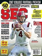 Athlon Sports 2017 College Football SEC South Carolina Gamecocks Preview Magazine