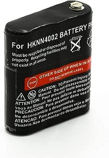ExpertPower 3.6v 1650mAh NiMh High Capacity Two-Way Radio Battery for Motorola 56315 HKNN4002 HKNN4002A HKNN4002B KEBT-071-A KEBT-071-B KEBT-071-C KEBT-071D